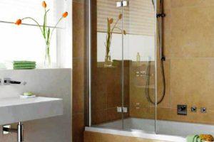 шторки для ванной фото 52
