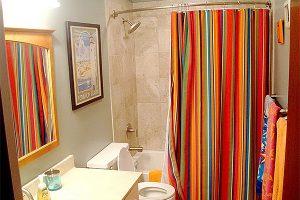 шторки для ванной фото 9