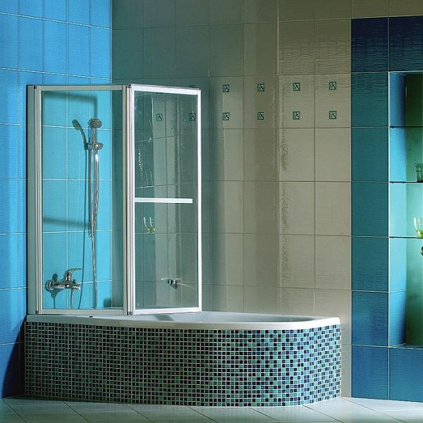 шторки для ванной комнаты фото 3