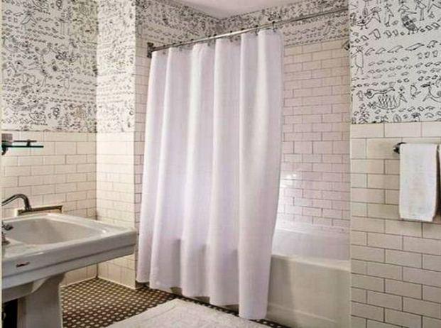 шторки <em>ванной</em> для ванной