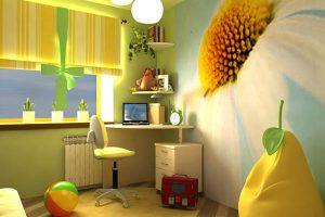 спальня для девочки фото 15