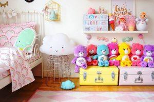 спальня для девочки фото 30