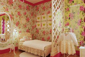 спальня для девочки фото 35
