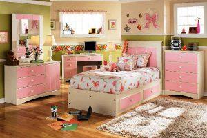 спальня для девочки фото 4