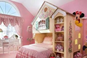 спальня для девочки фото 42