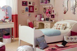 спальня для девочки фото 5