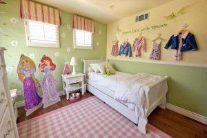 спальня для девочки фото 7