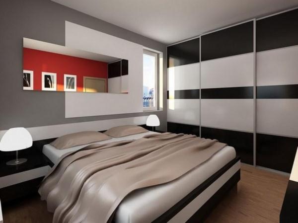 спальный гарнитур для маленькой спальни фото