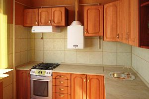 кухня в хрущевке дизайн фото 10