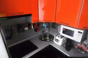кухня в хрущевке дизайн фото 16