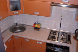 кухня в хрущевке дизайн фото 17