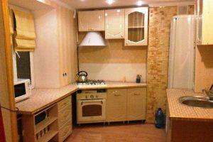 кухня в хрущевке дизайн фото 25