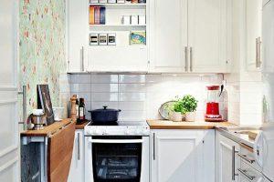 кухня в хрущевке дизайн фото 30