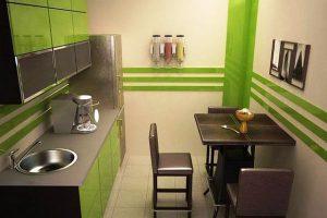 кухня в хрущевке дизайн фото 36