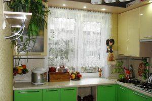 кухня в хрущевке дизайн фото 44