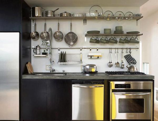 кухня в хрущевке дизайн фото 5
