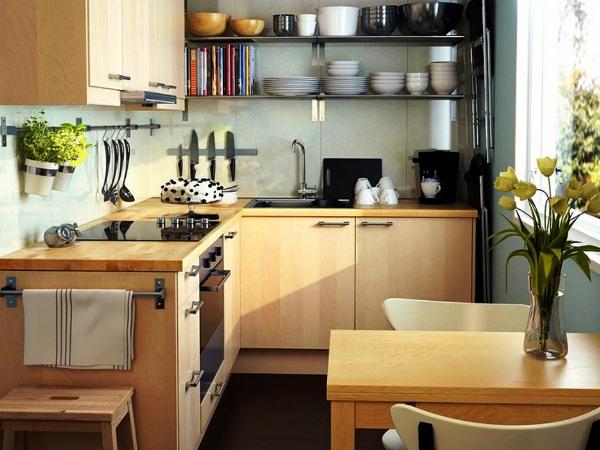 кухня в хрущевке дизайн фото 8