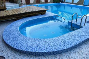 мозаика для бассейна фото 33