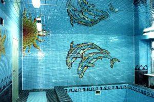 мозаика для бассейна фото 34