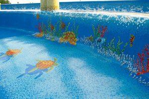 мозаика для бассейна фото 41