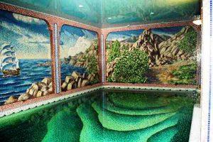 мозаика для бассейна фото 42