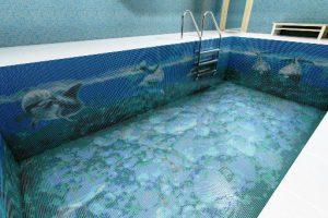 мозаика для бассейна фото 43