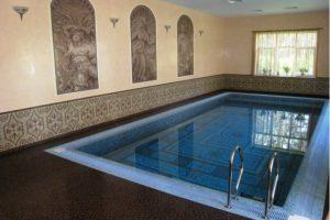 мозаика для бассейна фото 45