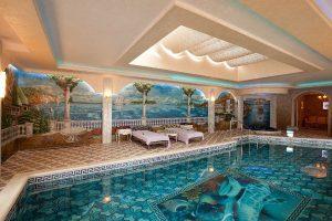 мозаика для бассейна фото 46