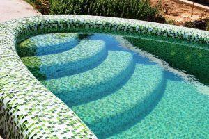 мозаика для бассейна фото 57