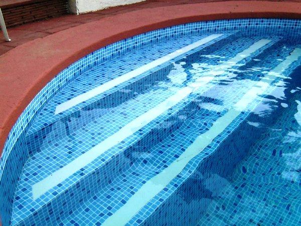 мозаика для бассейна фото 8