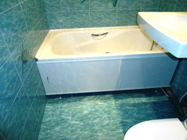 экран под ванну фото 13