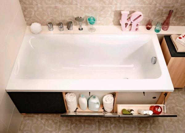 экран под ванну фото 14