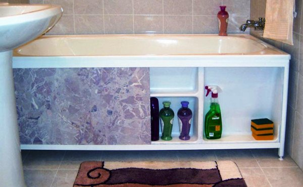 экран под ванну фото 15