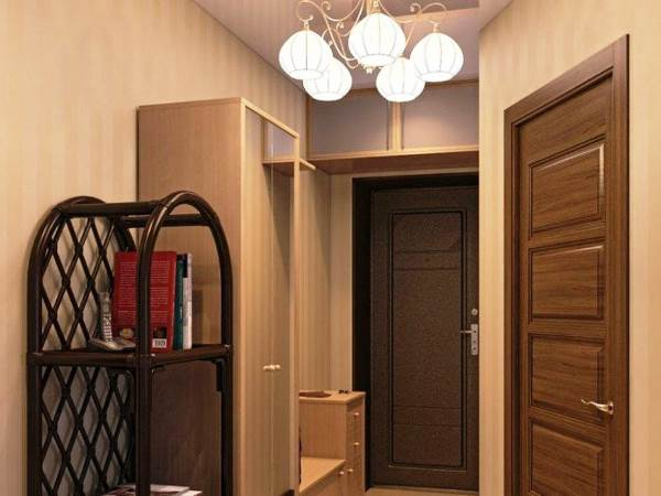 дизайн прихожей и коридора в квартире