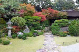сад в японском стиле фото 14