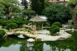 сад в японском стиле фото 17