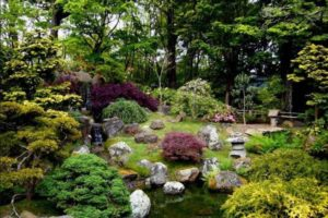 сад в японском стиле фото 20
