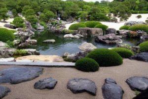 сад в японском стиле фото 24