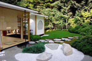 сад в японском стиле фото 25