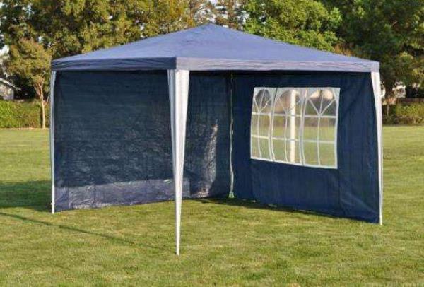 шатер для отдыха с москитной сеткой фото 3