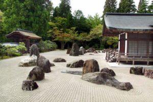 сад в японском стиле фото 37
