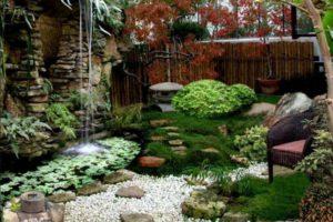 сад в японском стиле фото 6