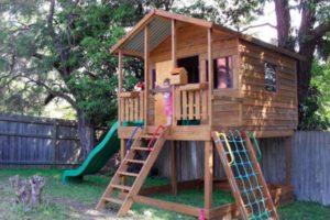 детский домик фото 20