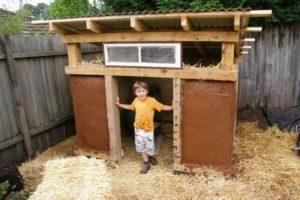 детский домик фото 25