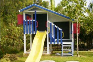 детский домик фото 29