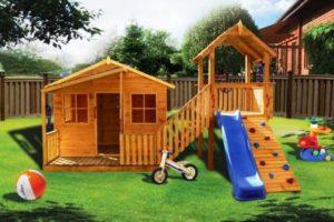детский домик фото 38