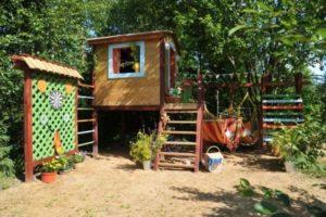 детский домик фото 42