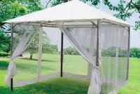 шатер палатка для отдыха с москитной сеткой