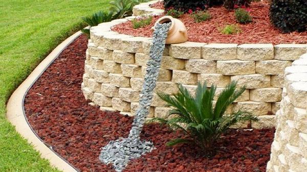 сухой ручей в ландшафтном дизайне фото 5