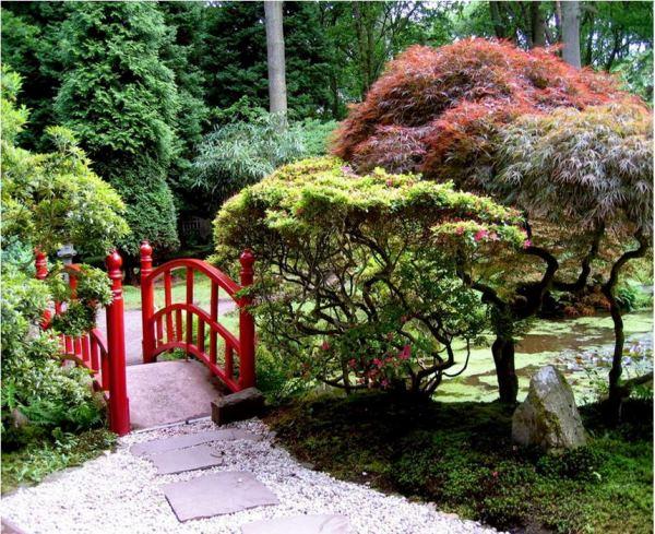 японский сад фото 10